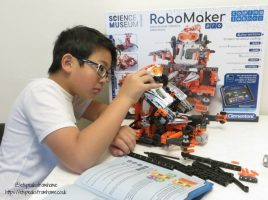 What our mums think of the ROBO Maker