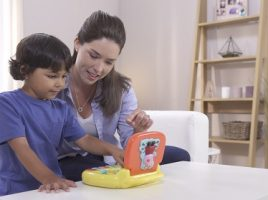 Electronic Learning Toys  ensure playtime and learning go hand in hand!