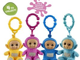 Introducing Tiddlytubbies toys for tots