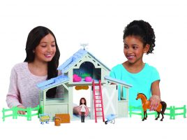 Check out the new range of Spirit Riding Free toys