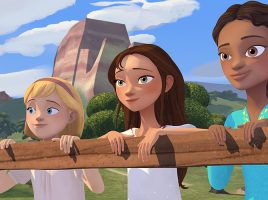 Meet the Spirit Riding Free characters