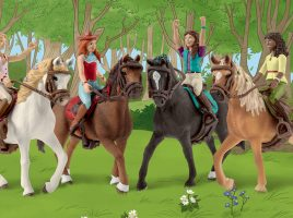 Who's who in Schleich's Horse Club