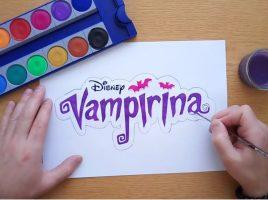 Download our FREE Vampirina Headband template