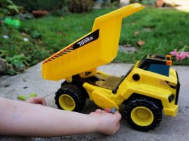 Have you seen the Tonka Power Movers?