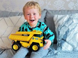 See what mums thought of the new Tonka Power Movers