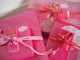 Our PINK christmas gallery!