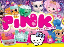 WIN a Pink Magazine Bundle!