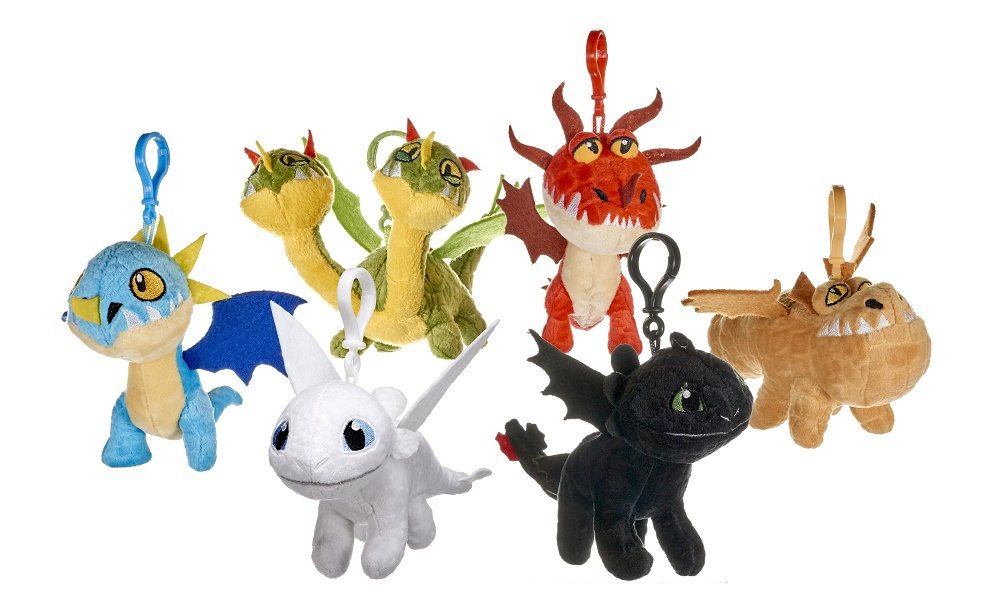 Official Licensed How To Train Your Dragon The Hidden World Plush Doll Soft Toys Action Figures