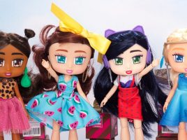 Win a full set of Boxy Girls Dolls worth over £70!