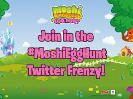 Take part in the Moshi Monsters Egg Hunt!