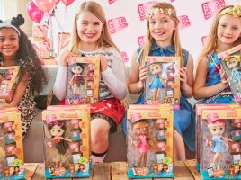 Let's unbox the Boxy Girls collection!