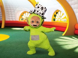Teletubbies-inspired kids' clothes