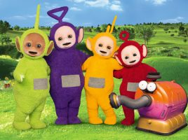 What's hot in the world of Teletubbies toys?