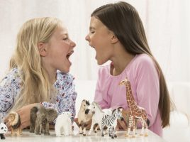 All the fun of the farm with Schleich!