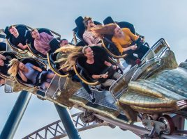 Tops tips for a day out at a theme park!