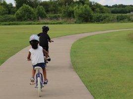 Best outdoor places for wheely good fun!