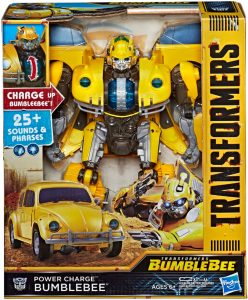 Win a copy of Bumblebee and Bumblebee toys! - UK Mums TV