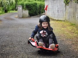 Mums and kids put the Nighthawk through its paces!