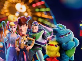 About Disney·Pixar's Toy Story 4!
