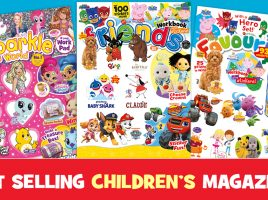 Make Memories This Summer With These Free Activities In Top Children's Magazines!