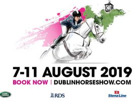 Schleich and Dublin Horse Show