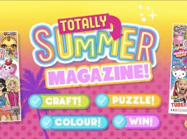 This summer's coolest magazine!