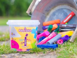What our mums think of the Little Brian Paint Sticks range!