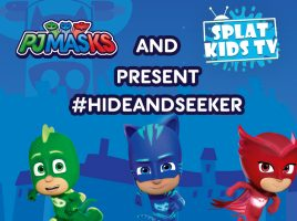 Play a game of PJ Masks Hide and Seeker at home!