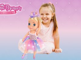 Find out more about Ballerina Dreamer