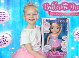 Take a look at what our influencers thought to Ballerina Dreamer!