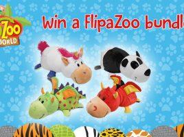Win a FlipaZoo bundle!