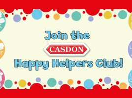 Come and join the Happy Helpers Club!
