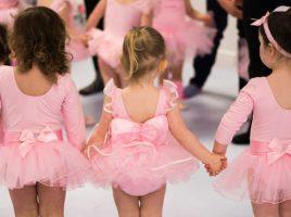 Find a Baby Ballet Class!