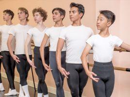 Boys like ballet too!