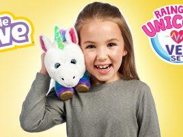 Win 1 of 2 Rainglow Unicorn Vet Sets!