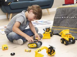 All new Caterpillar® vehicles from Funrise!