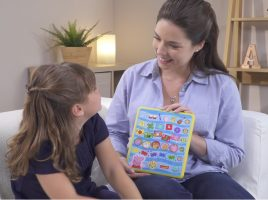 More than just pretty lights and sounds – Electronic Learning Toys ensure playtime and learning go hand in hand!