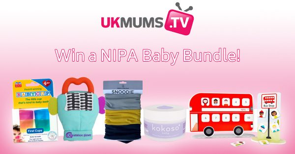 Win A Nipa Baby Bundle Worth Over 250