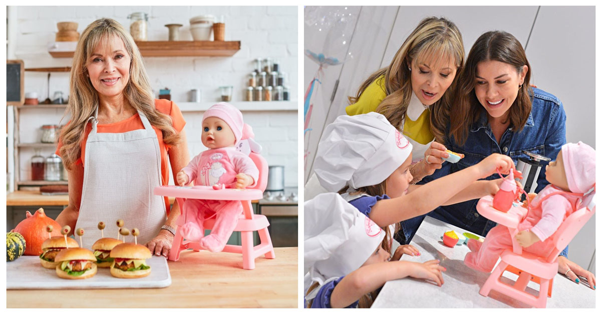 Win a Baby Annabell and Annabell Lunchtime Table - UK Mums TV