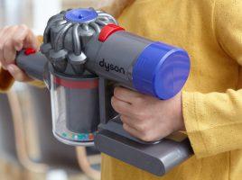 Win a Casdon Dyson Cord-free