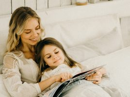 Benefits of reading magazines with your kids!