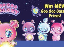 Win 1 of 5 Goo Goo Galaxy series 2 Goo Drops