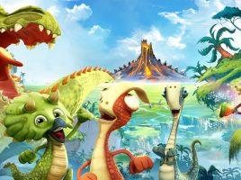 Win 1 of 4 copies of Gigantosaurus The Game!