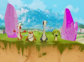 Gigantosaurus The Game; the latest video game little dino fans will LOVE!