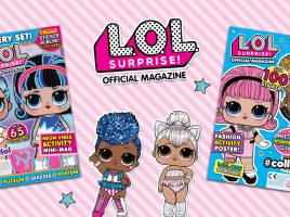 All about the official L.O.L. Surprise! magazine!