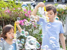Why are Gazillion Bubbles perfect for your kids?