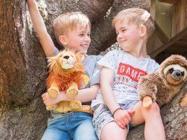 Win an amazing BBC Earth soft plush toy bundle!