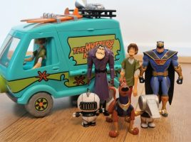 Mums review the new Scoob! movie toy line!