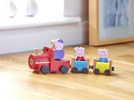 Win Wooden Peppa Pig Toys!
