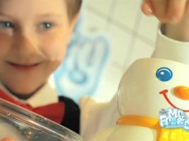 Download some cool Mr. Frosty Recipes!